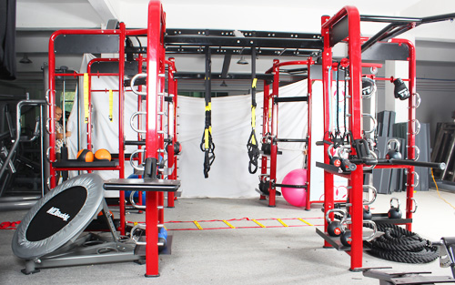 Synrgy360 System For Gym