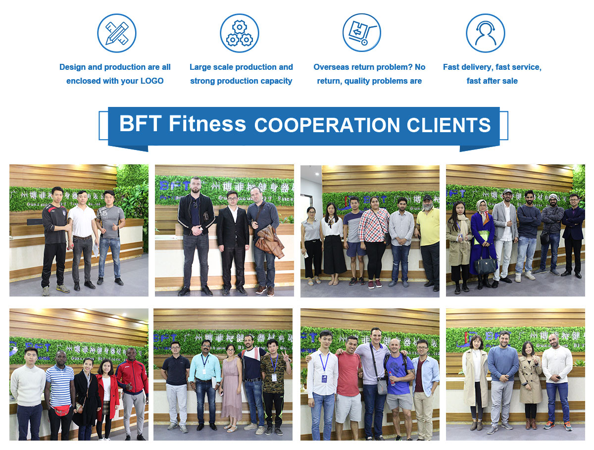 BFT Fitness Clents