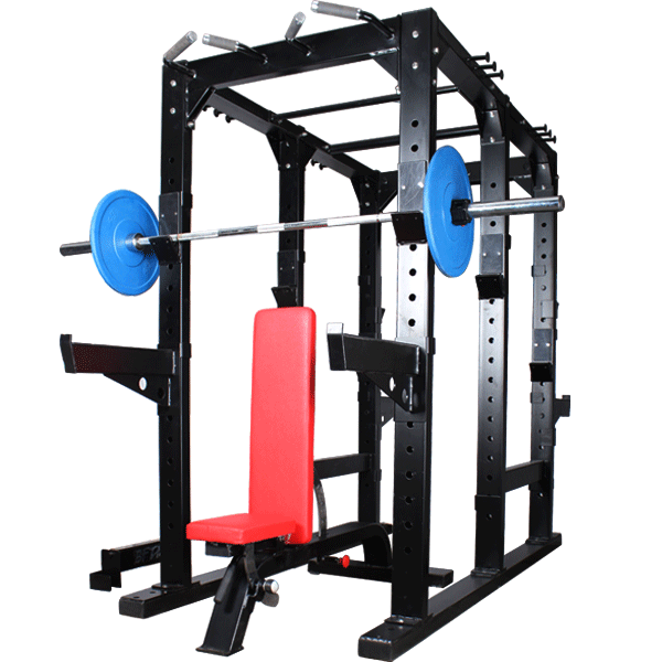 BFT1014 Squat Rack Multi Power Rack Machine fitness cage sale