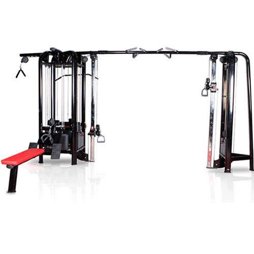 BFT-3085 Multi 5 Station Machine Multi Gym Strength Training
