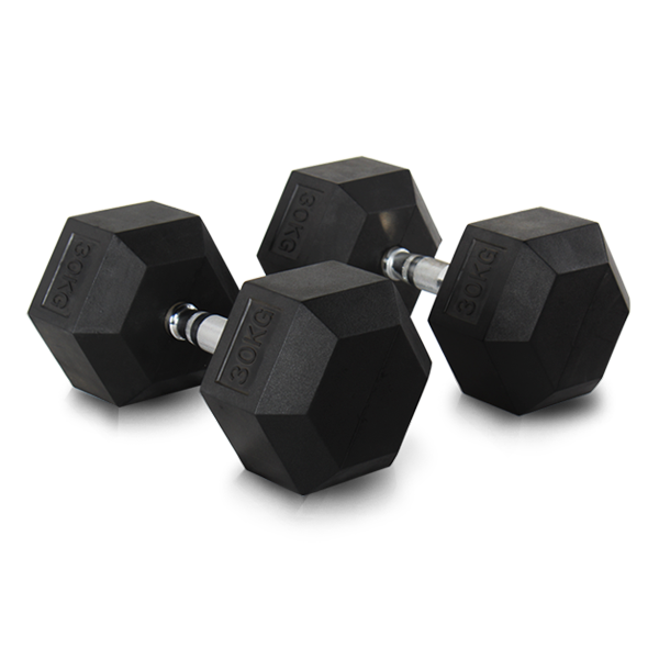 DP-17 Factory Wholesale Professional Hexagon dumbbells