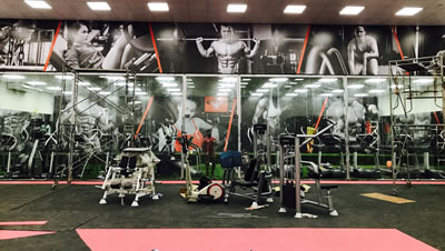 Sri Lanka Gym photo - BFT Fitness Equipment Case