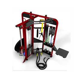 BFT3605 Crossfit 360 SyStem - Multi Station Gym Equipment