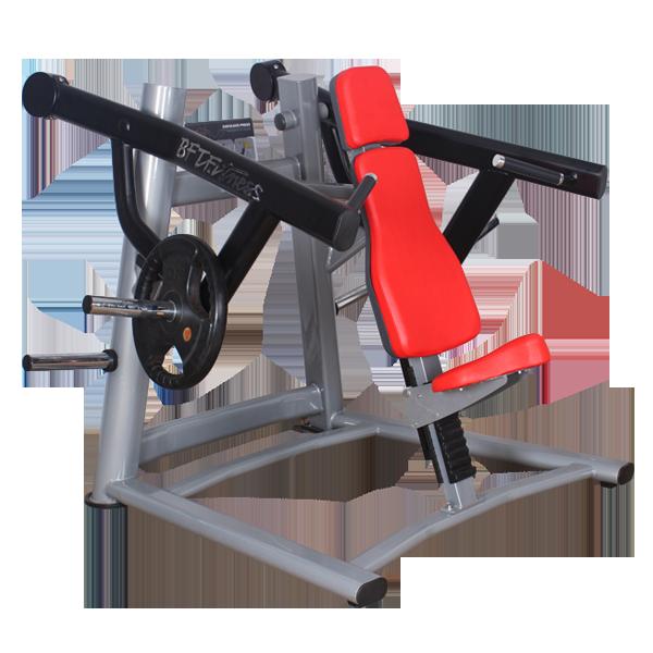 Hoist Gym Equipment Dubai: BFT5002 Shoulder Press Machine_BFT Fitness Equipment