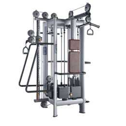BFT-2025 Cable Jungle Multi Gym Machine