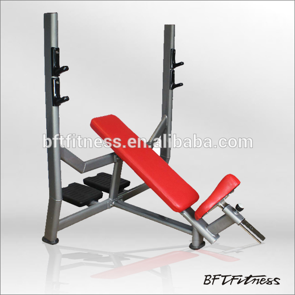 Incline Bench Exercise Gym Equipment Name Picture