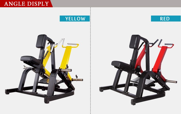 BFT1007 seated rowing machine_BFT Fitness Equipment