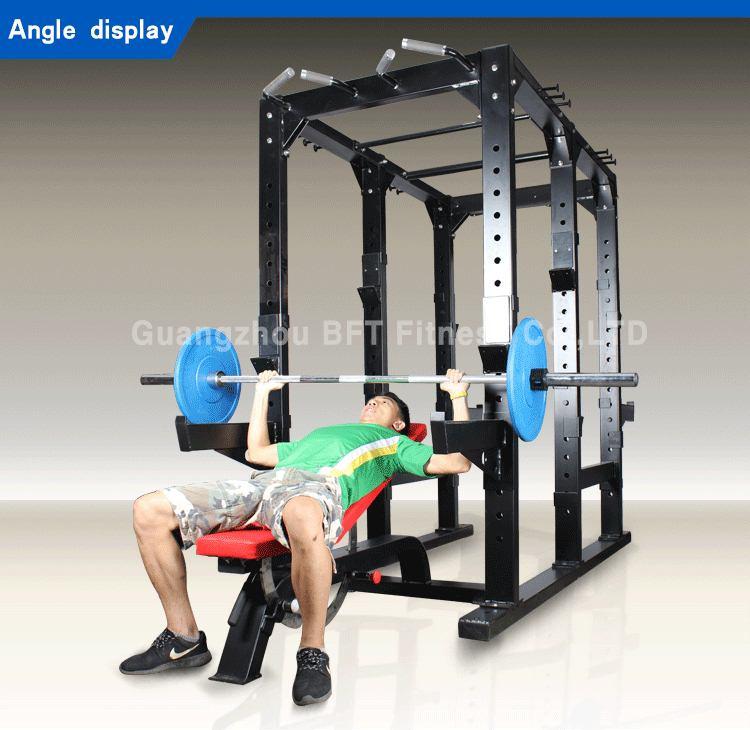 BFT1014 squat rack Multi Power Rack machine_BFT Fitness