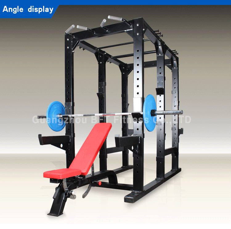 bft1014 squat rack multi power rack machine bft fitness equipment. Black Bedroom Furniture Sets. Home Design Ideas