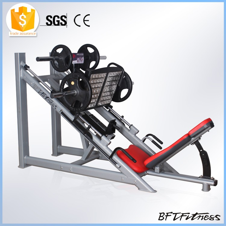 Plate Loaded Gym Machine Hammer Strength Workout Equipment Names
