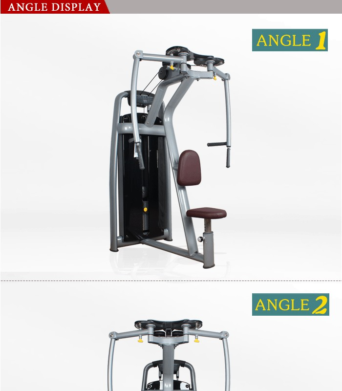 BFT-2039 Techno Gym Equipment Luxurious Multifunction Hip Trainer