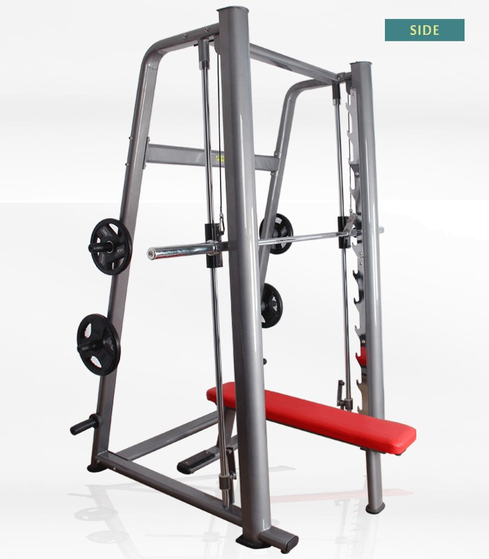 bodybuilding smith machine