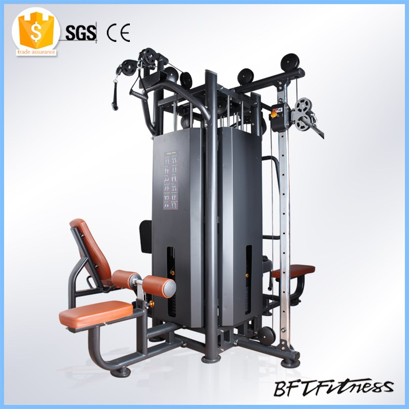 BFT-3082 multi station gym/multi equipment machine