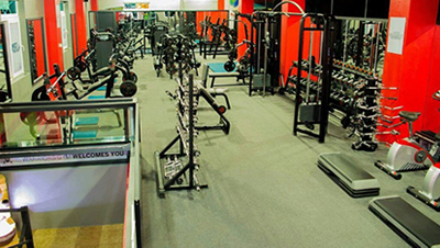 Mauritius Customer gym photos