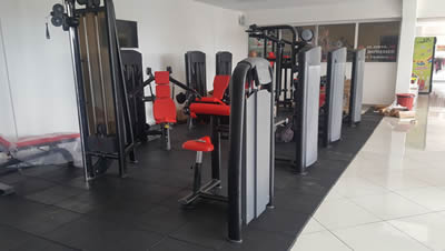 Madagascar Success Gym Story -  Madagascar Import Gym Equipment From China