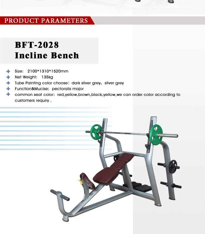 Wholesale Commercial dumbbell weight bench