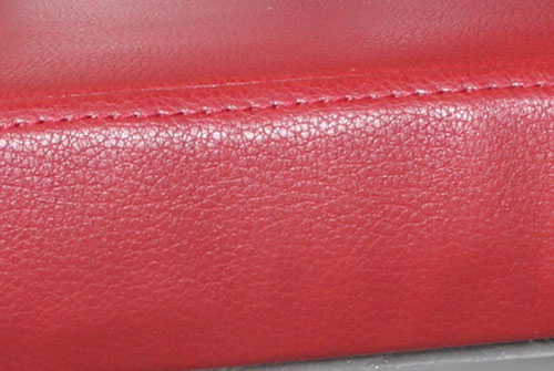 Seat leather