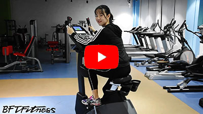 How to Do Upright Exercise Bike Workout