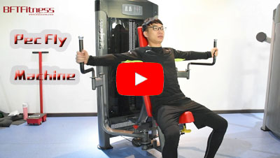 How To Use Pectoral Fly Machine