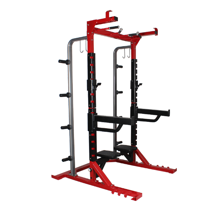 BFT-3058 Half Rack power rack Equipment